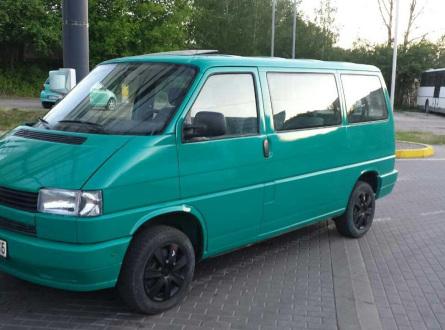 Volkswagen Caravelle 1991 m., Vienatūris