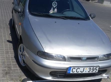 Fiat Brava 1997 m., Hečbekas