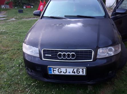 Audi A4 2002 m., Universalas