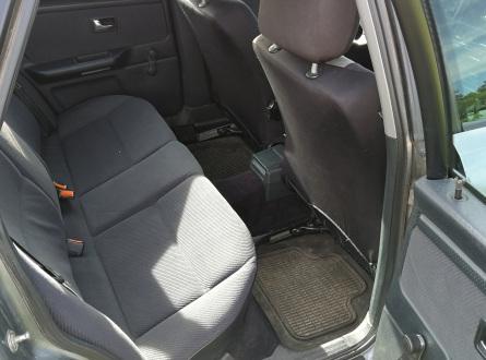 Audi 80 1995 m., Sedanas
