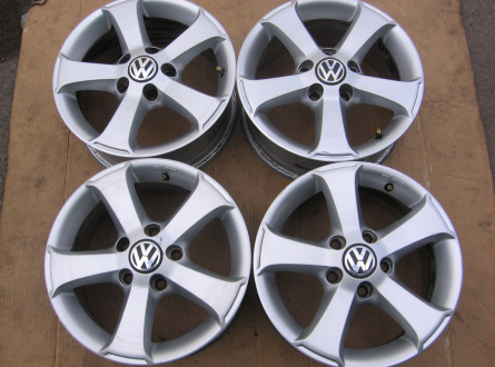 Ronal VW Audi Skoda MB R16 R-15, Lieti ratlankiai