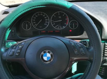 BMW 525 2002 m., Universalas