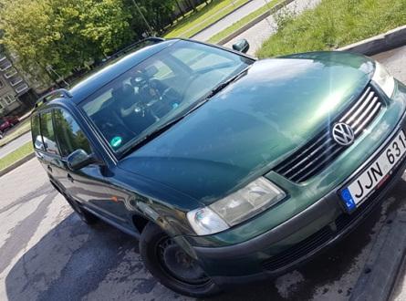 Volkswagen Passat 1998 m., Universalas