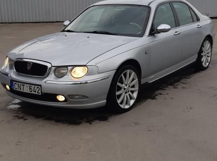 Rover 75 2001 m., Sedanas