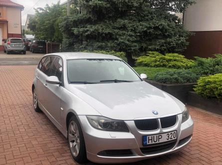 BMW 320 2006 m., Universalas
