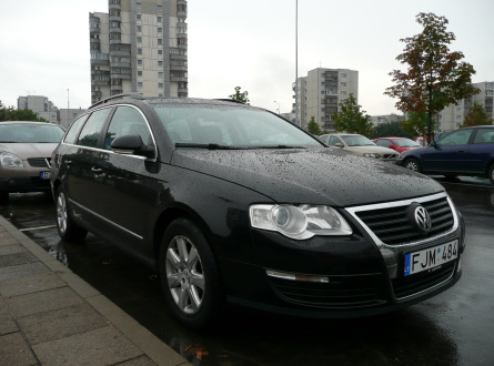 Volkswagen Passat 2006 m., Universalas