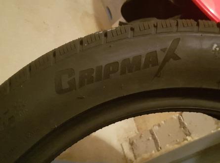 Kita GRIPMAX R-18, Žieminės