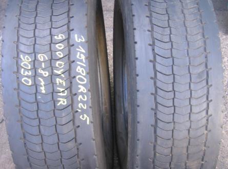 Goodyear 315/80 M+S R-22.5, Universalios