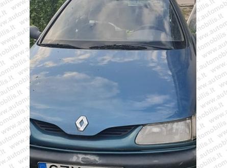 Renault Laguna 1997 m., Hečbekas