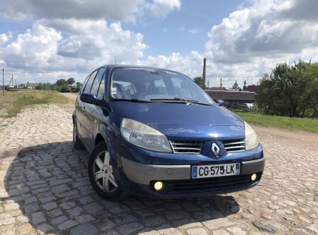 Renault Scenic 2006 m., Vienatūris