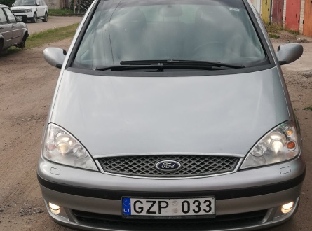 Ford Galaxy 2005 m., Vienatūris