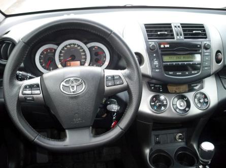 Toyota RAV-4 2010 m., Visureigis