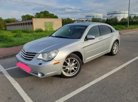 Chrysler Sebring 2010 m., Sedanas