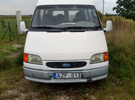Ford Transit 1998 m., Sedanas