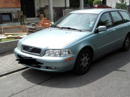 Volvo V40 2003 m., Universalas
