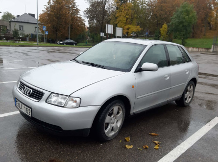Audi A3 1999 m., Hečbekas