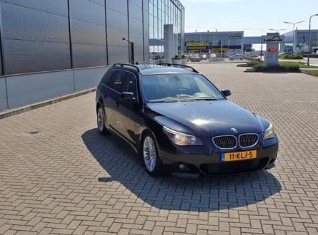 BMW 530 2005 m., Universalas