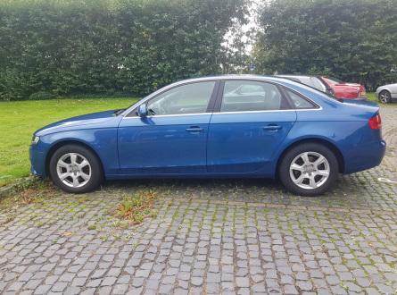 Audi A4 2009 m., Sedanas