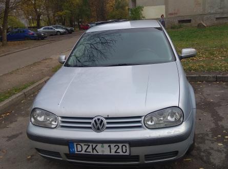 Volkswagen Golf 1999 m., Hečbekas