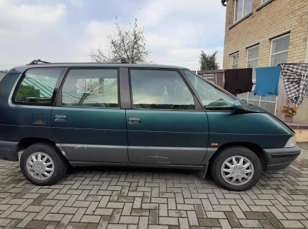 Renault Espace 1993 m., Vienatūris