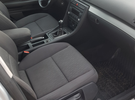 Audi A4 2007 m., Universalas