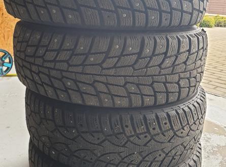 Michelin  R-14, Žieminės dygliuotos