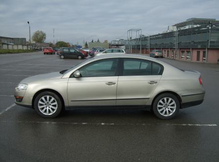 Volkswagen Passat 2008 m., Sedanas