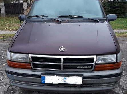 Chrysler Voyager 1993 m., Vienatūris