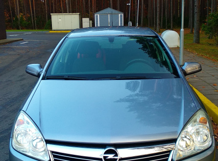 Opel Astra 2007 m., Hečbekas