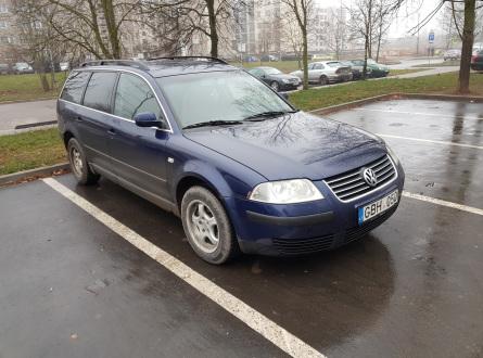 Volkswagen Passat 2001 m., Universalas