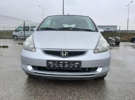 Honda Jazz 2004 m., Hečbekas