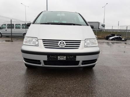 Volkswagen Sharan 2002 m., Vienatūris