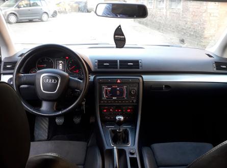 Audi A4 2006 m., Universalas