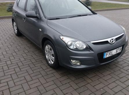 Hyundai i30 2007 m., Sedanas