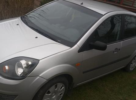 Ford Fiesta 2006 m., Hečbekas