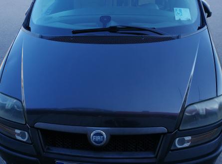Fiat Ulysse 2007 m., Vienatūris