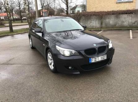 BMW 525 2005 m., Sedanas