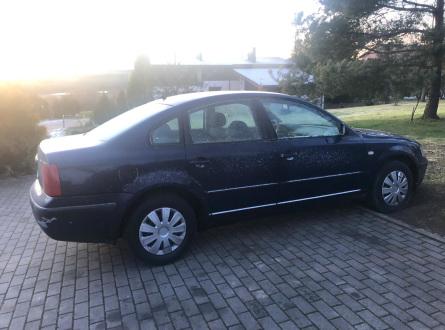 Volkswagen Passat 2000 m., Sedanas