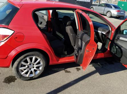 Opel Astra 2003 m., Pikapas