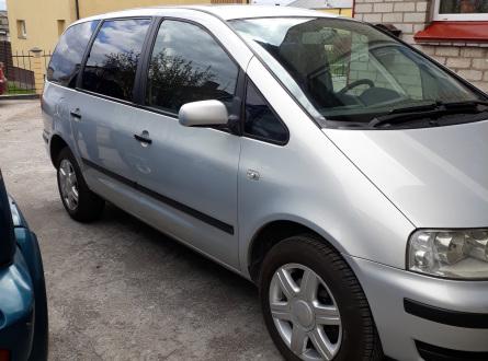 Volkswagen Sharan 2003 m., Vienatūris