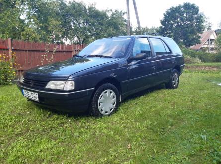 Peugeot 405 1994 m., Universalas