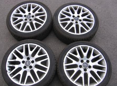 OEM Dauguma Opel R-18, Lieti ratlankiai