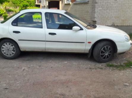 Ford Mondeo 1998 m., Hečbekas