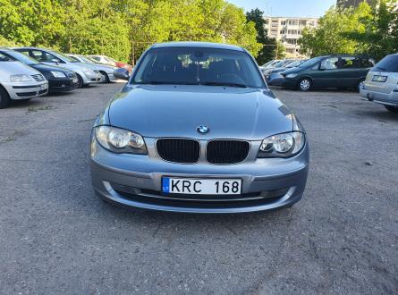 BMW 118 2007 m., Hečbekas