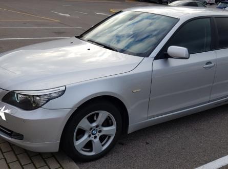 BMW 530 2007 m., Universalas