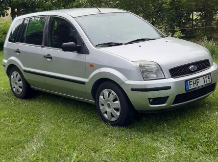 Ford Fusion 2003 m., Hečbekas