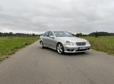 Mercedes-Benz C 230 2005 m., Sedanas