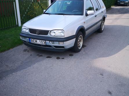 Volkswagen Golf 1997 m., Universalas