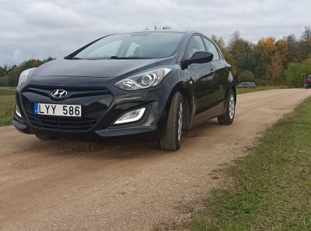 Hyundai i30 2013 m., Hečbekas