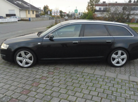 Audi A6 2006 m., Universalas